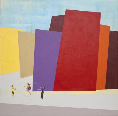 Felix Burgos, 'Double Dutch', 2020