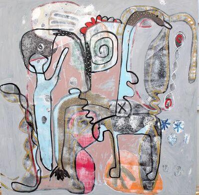 Méné, 'Aux pieds du sage', 2019