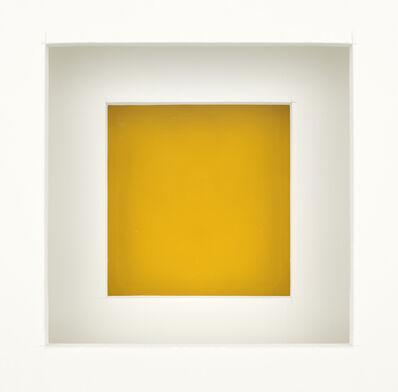 Isaac Layman, 'Untitled (egg yolk)', 2018
