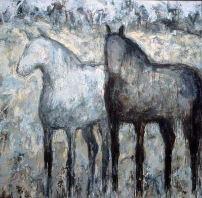 Theodore Waddell, 'Arrow Creek Horses', 1998