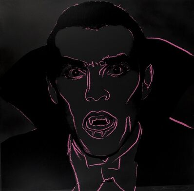 Andy Warhol, 'Dracula (Feldman & Schellmann II.264)', 1981