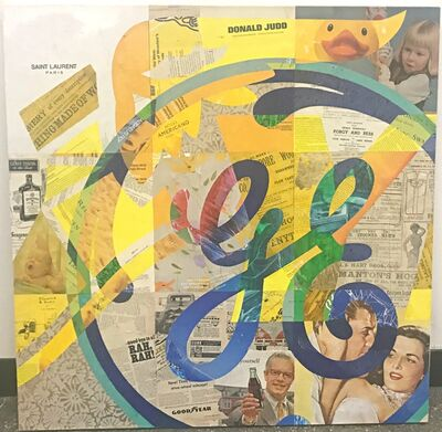 Cey Adams, 'Goodyear X GE (General Electric)', 2018