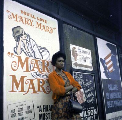 Vivian Maier, 'VM19XXZ06766 – Chicago, n.d. Mary Mary', Printed 2017