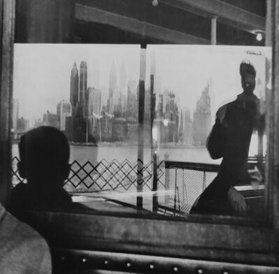 Louis Faurer, 'Staten Island Ferry, New York', 1946