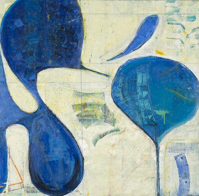 Leslie Allen, 'Speech Bubble Blues', 2015