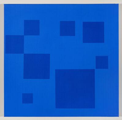 Jesús Matheus, 'Llenos (azules)', 2007