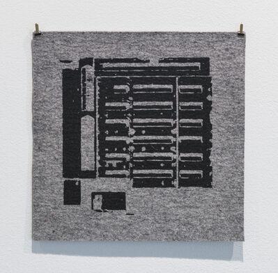 Krista Svalbonas, 'Pegnitz 1', 2013