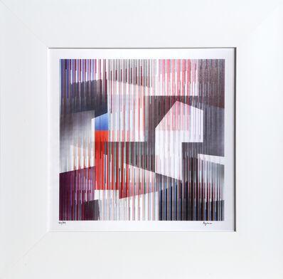 Yaacov Agam, 'Untitled IV', ca. 1990
