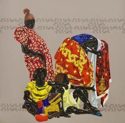 Eddy Kamuanga Ilunga, 'Table Rase (Tabula rasa)', 2020