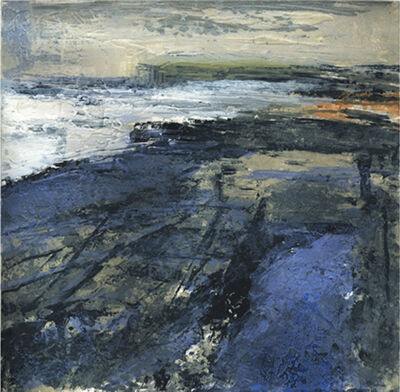 Donald Teskey, 'Fractured Shoreline I', 2012