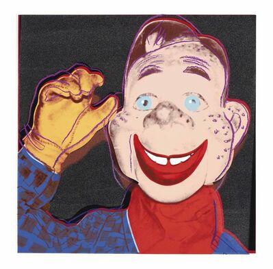Andy Warhol, 'HOWDY DOODY II.263', 1981
