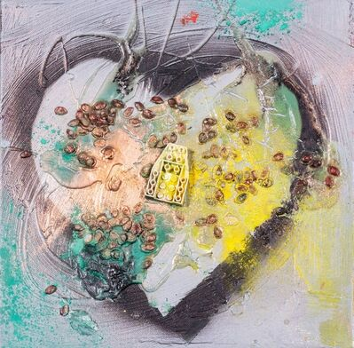 Giosetta Fioroni, 'Heart'