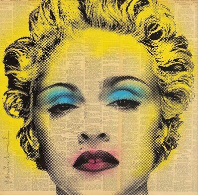 Mr. Brainwash, 'Madonna', 2010
