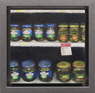 James Zamora, 'Pickle Aisle No. 6', 2020