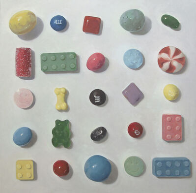 Soojin Kim, 'Arranged Candies No.15'