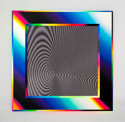 Felipe Pantone, 'OPTICHROMIE 41', 2016