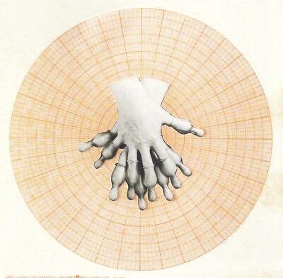 Renate Bertlmann, 'Zärtliche Hände (im Kreis)', 1977