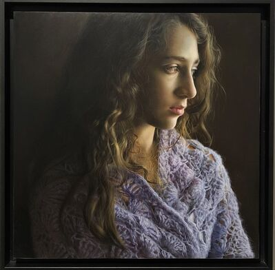 Anne-Christine Roda, 'The Girl with the Shawl', 2021