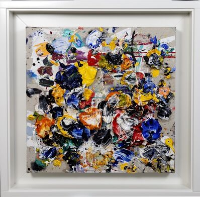 Ismael Lagares, 'Yellow', 2019