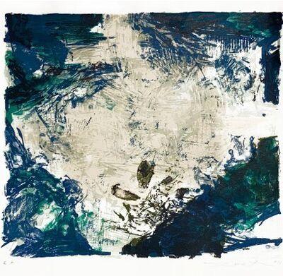 Zao Wou-Ki 趙無極, 'Sans Titre', 1982