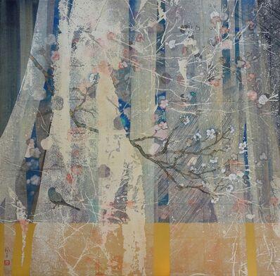 Hiroko Takeda (b. 1983), 'a garden in spring', 2018