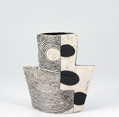 Harris Deller, 'Untitled Vase, arcs and ellipses', 2018
