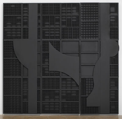 Louise Nevelson, 'City Series', 1974