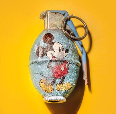David Krovblit, 'Mickey Grenade', 2020