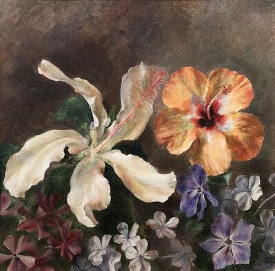 Henriette Wyeth, 'Floral Still Life'