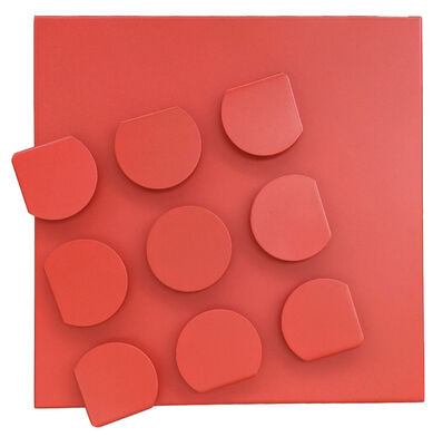 Maria Angélica Viso, 'Truncated Geometries Series', 2018