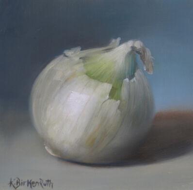 Kelly Birkenruth, 'White Onion', 2019