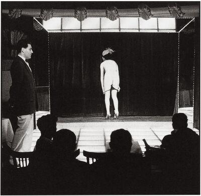 Frank Horvat, 'Paris Sphynx E', 1956