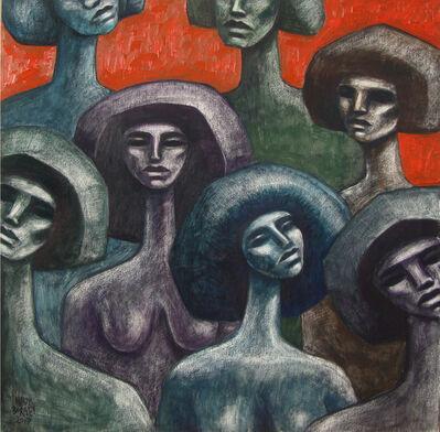 Hady Mostafa Boraey, 'The Immigrants', 2018