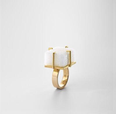 Meret Oppenheim, 'Sugar Ring', 2015