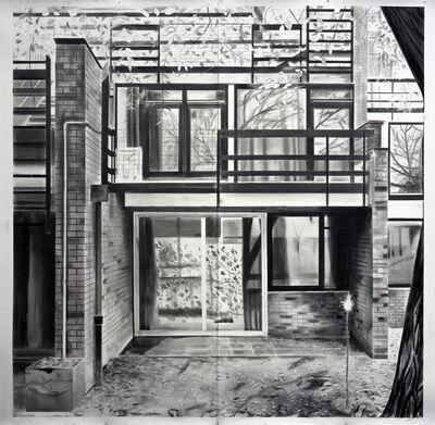 Yves Bélorgey, 'La Mémé (4) Architecte : Lucien Kroll Date de construction: 1970-1971 Bruxelles, Belgique', 2015