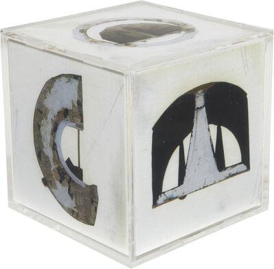 Vincent Fecteau, 'Untitled Multiple (bottoms)', 2004