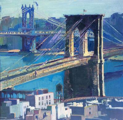 Francis Livingston, 'Two Bridges', 2017