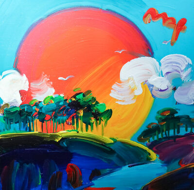 Peter Max, 'Without Borders', 2015-2018