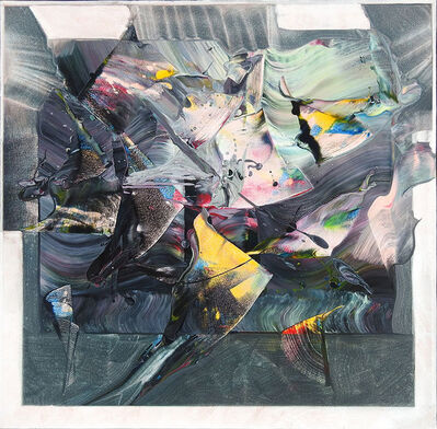 "Paul Walden, '""Deconstructing Space""', 2018"