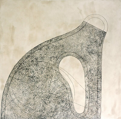 Martin Puryear, 'Untitled VI (State 2)', 2012