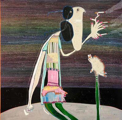 Rafa Macarrón, 'On the moon', 2019
