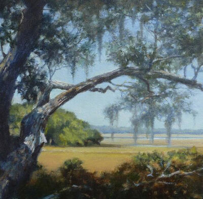 Stephen Bach, 'Low Country (Study)'