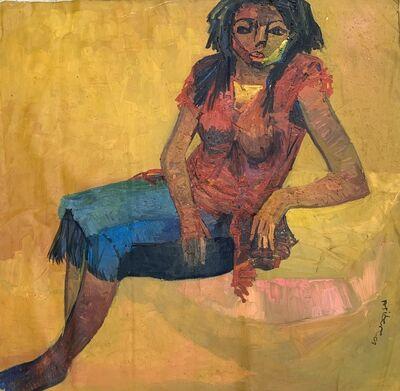 DUKE ASIDERE, 'Sunflower Girl', 2003
