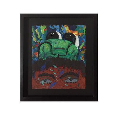 Joshua Nathanson, 'Frog Head', 2019