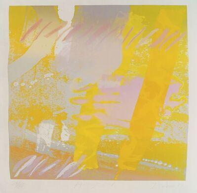 Albert Irvin RA, 'Holyrood', 1987