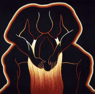 Judy Chicago, 'Birth Power', 1984