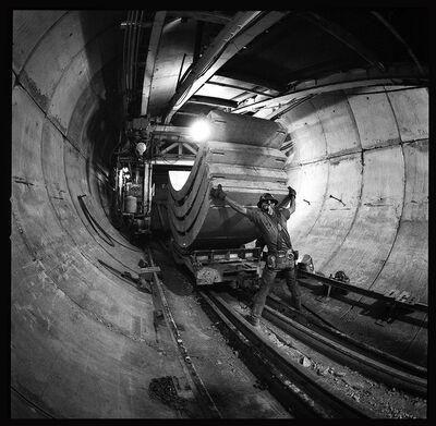 Armando Arorizo, 'Inside Tunnel', 1988-1990