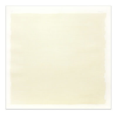 Robert Ryman, 'Untitled [1]', 1972