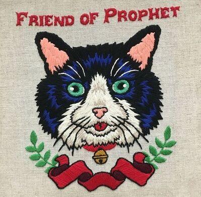 Koichiro Takagi, 'Friends of Prophet', 2015