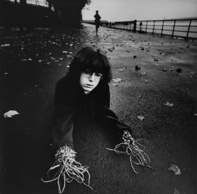 Arthur Tress, 'Boy with Root Hands', ca. 1975